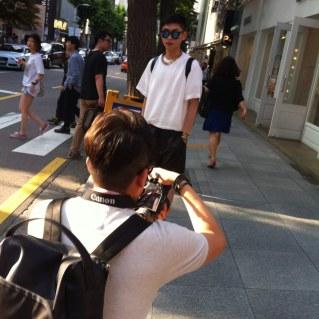 Seoul Street Snap