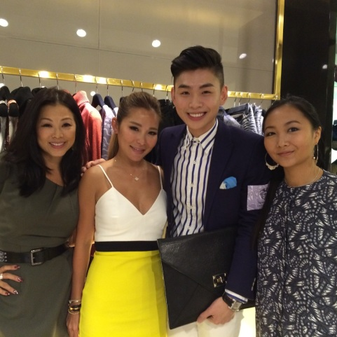 beaufile Opening with Sophie Lei ,Heidi Chan,Bonnie