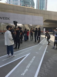 Seoul Fashion Week 2015AW