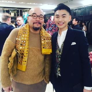 Inky Leong Wyman Wong
